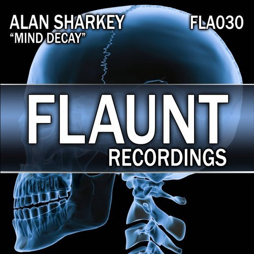 ALAN SHARKEY - MIND DECAY - 16.08.2018