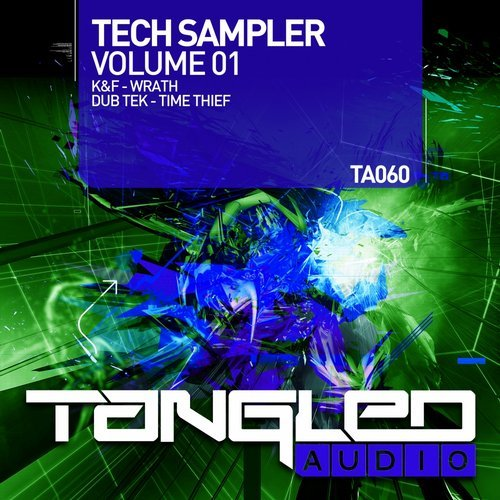 DUB TEK - TIME THIRF (TECH SAMPLER) - 22.06.2015