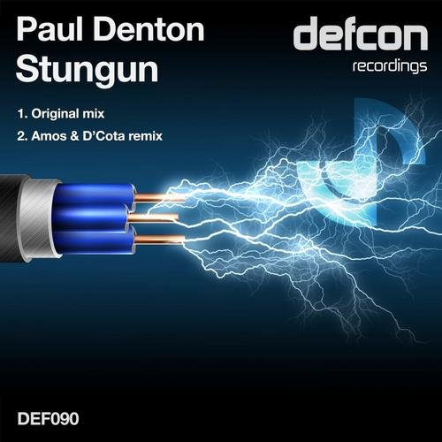 PAUL DENTON - STUNGUN (ORIGINAL MIX) - 07.09.2013