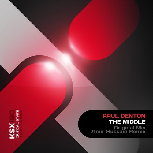 PAUL DENTON - THE MIDDLE (ORIGINAL MIX) - 11.08.2014