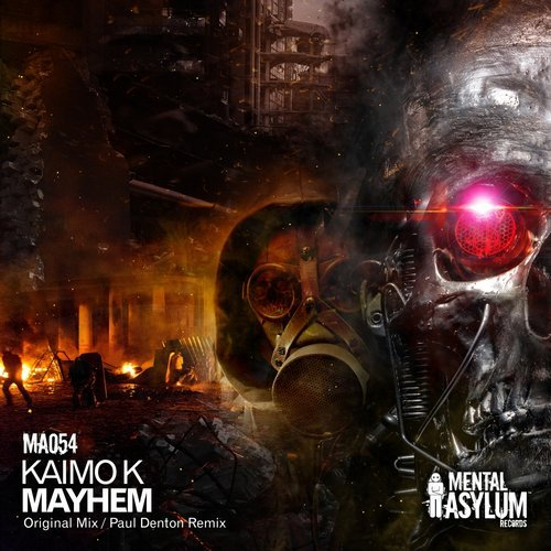 KAIMOK - MAYHEM (PAUL DENTON REMIX) - 13.04.2015