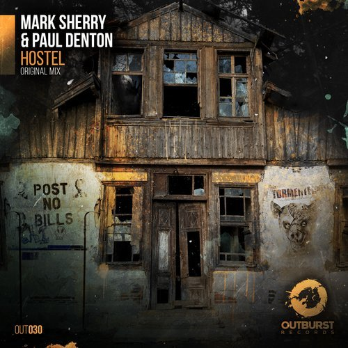 MARK SHERRY & PAUL DENTON - HOSTEL - 16.11.2015
