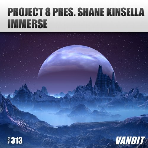 PROJECT 8 PRES. SHANE KINSELLA - IMMETSE - 17.08.2018
