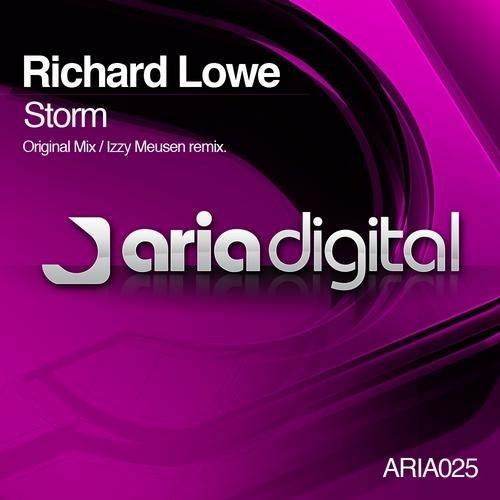 RICHARD LOWE - STORM (ORIGINAL MIX) - 23.04.2012