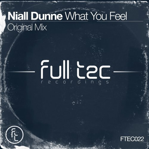 NIALL DUNNE - WHAT YOU FEEL (ORIGINAL MIX) - 05.06.2018
