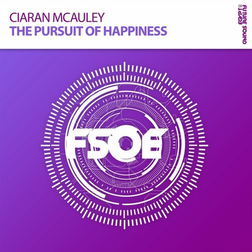 CIARAN MCAULEY - THE PURSUIT OF HAPPINESS - 26.09.2016