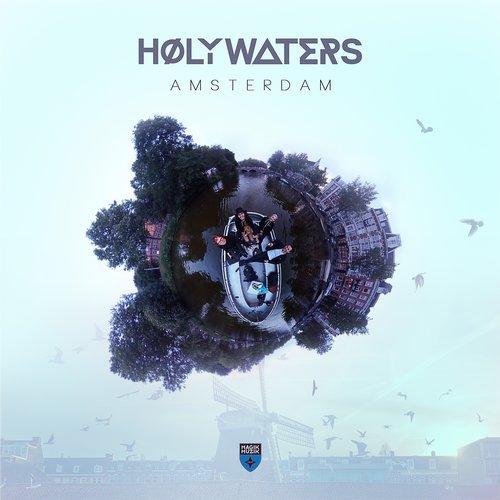 CIARAN & ROXANNE EMERY pres.HOLYWATERS - AMSTERDAM - 17.08.2018