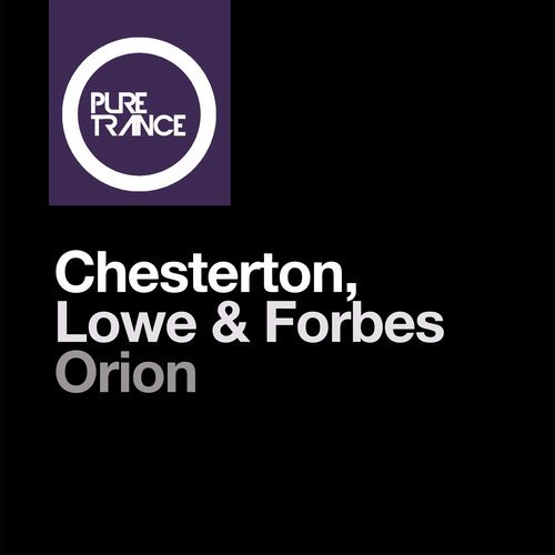 CHESTERON, LOWE & FORBES, - ORION - 20.08.2018