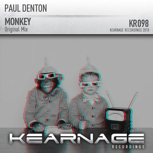 PAUL DENTON - MONKEY (ORIGINAL MIX) - 20.08.2018