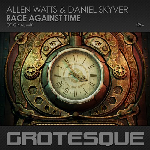 ALLEN WATTS & DANIEL SKYVER - RACE AGAINST TIME - 27.08.2018