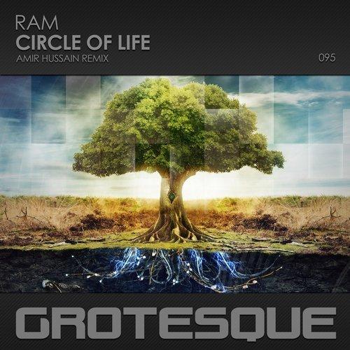 RAM - CIRCLE OF LIFE (AMIR HUSSAIN REMIX) - 17.09.2018