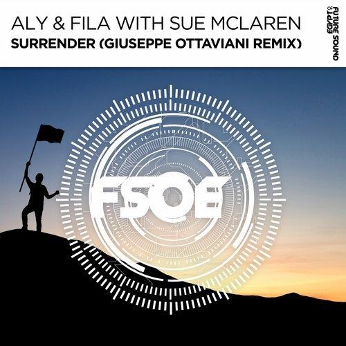 ALY & FILA & SUSAN MC - SURRENDER (GO REMIX) - 17.09.2018
