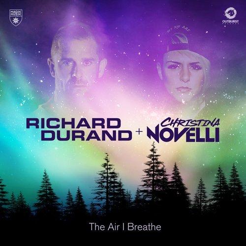DURAND & NOVELLI - THE AIR I BREATHE - 12.10.2018