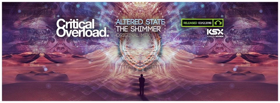 **OUT NOW** ALTERED STATE - THE SHIMMER (ORIGINAL MIX)