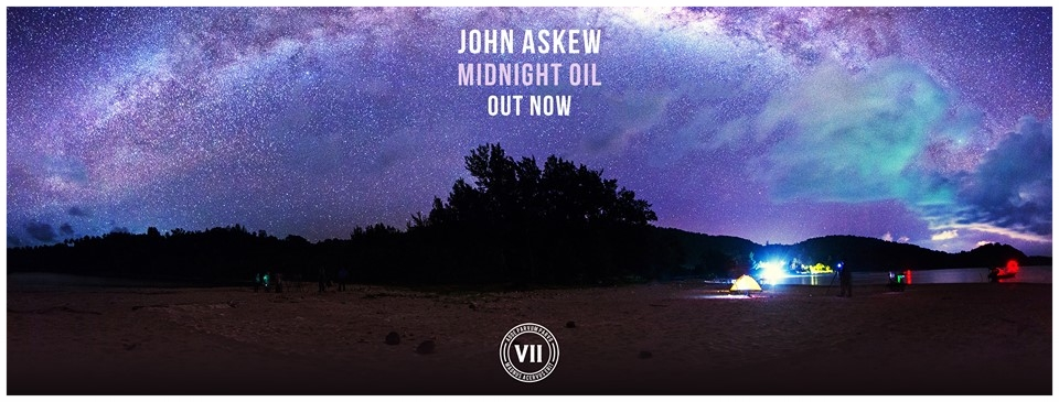 **OUT NOW** JOHN ASKEW - MIDNIGHT OIL