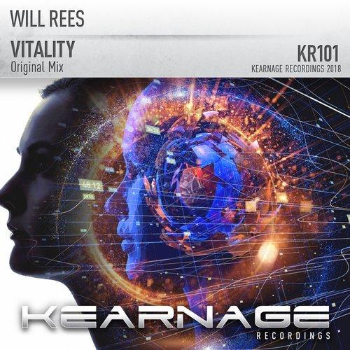 WILL REES - VITALITY (ORIGINAL MIX) - 10.12.2018