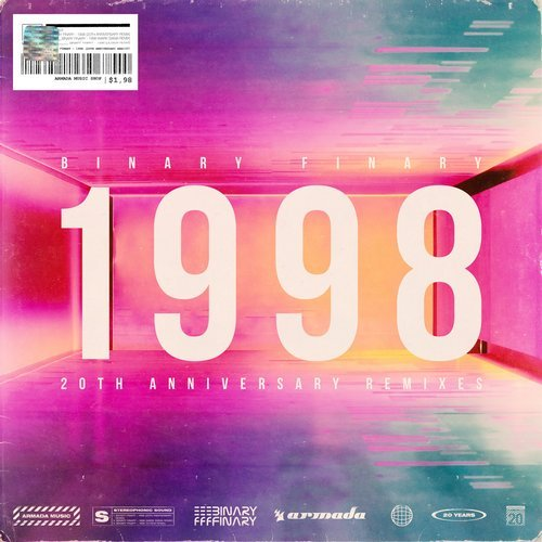 BINARY FINARY - 1998 (2OTH ANNIVERSARY) - 21.12.2018