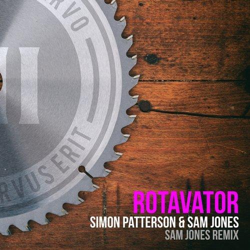 SIMON PATTERSON & SAM JONES - ROTAVATOR - 04.02.2019
