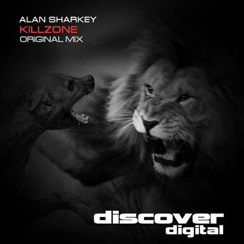 ALAN SHARKEY - KILLZONE (ORIGINAL MIX) - 04.02.2019