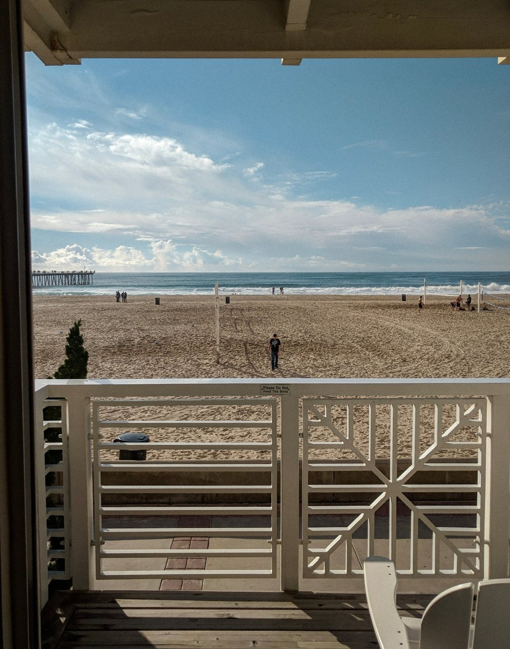 Beach House Hermosa Beach        : Sun, sand and relaxation right outside your door!