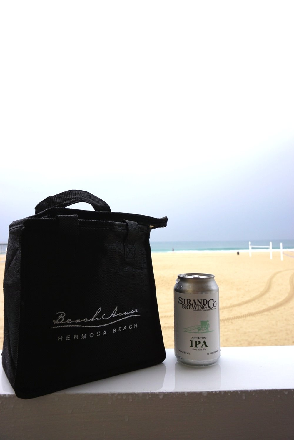 Strand Brewing Company-a local brewery in Torrance, CA is offered at Beach House Hermosa Beach.
