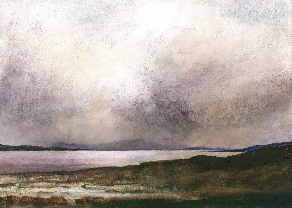Westerly Clouds ( Edition of 195 )