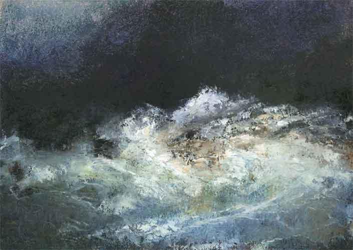 Angry Sea ( Edition of 195 )
