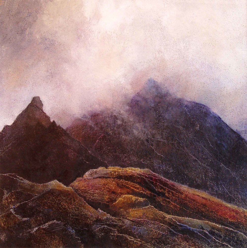 Black Peaks Skye ( Edition of 95 )