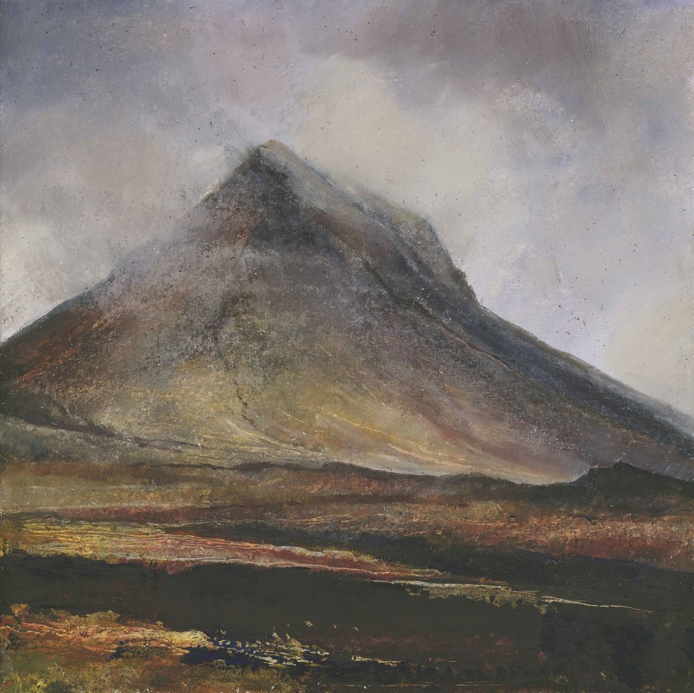 Mist On The Tops ( Edition of 95 )