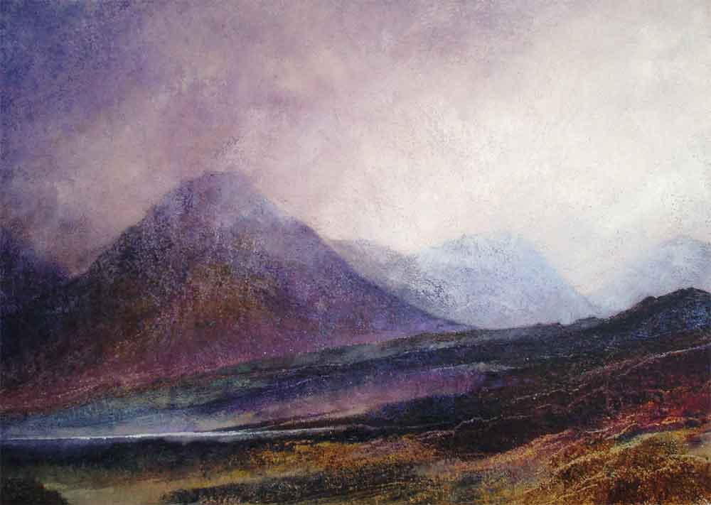 Misty Peaks 1 ( Edition of 95 )