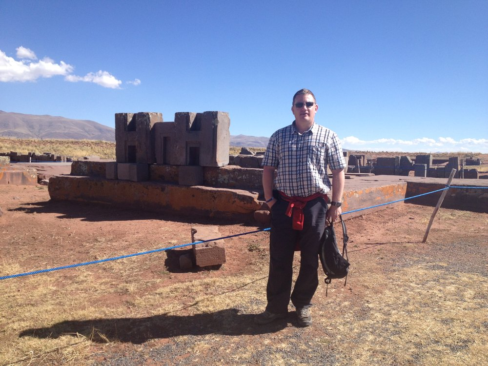 The H Blocks at Puma Punku..is the precision carving of these megaliths too advanced to be done by primitive tools.
