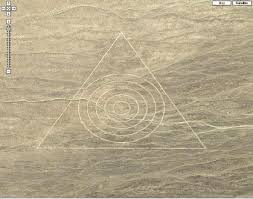One of the more Complex Geometric Shapes on the desert floor