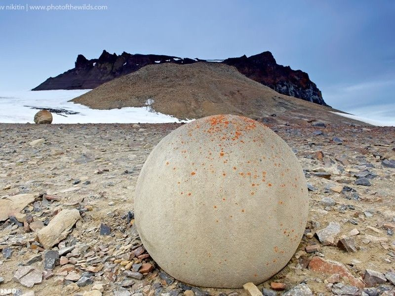 Antarctic Sphere