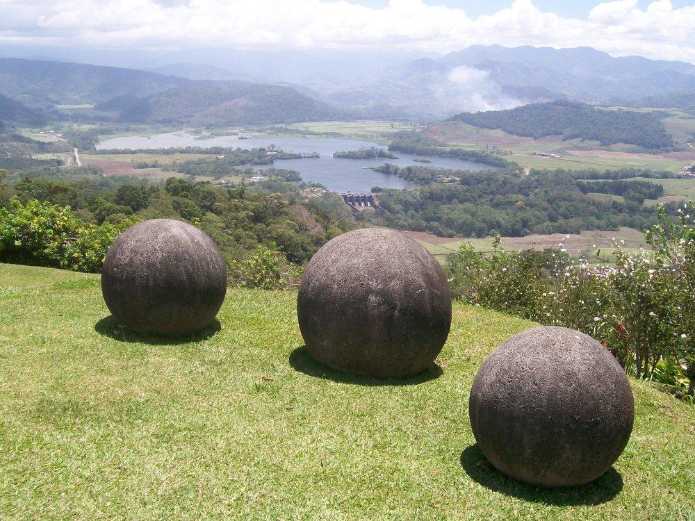 Costa Rican Sphere's