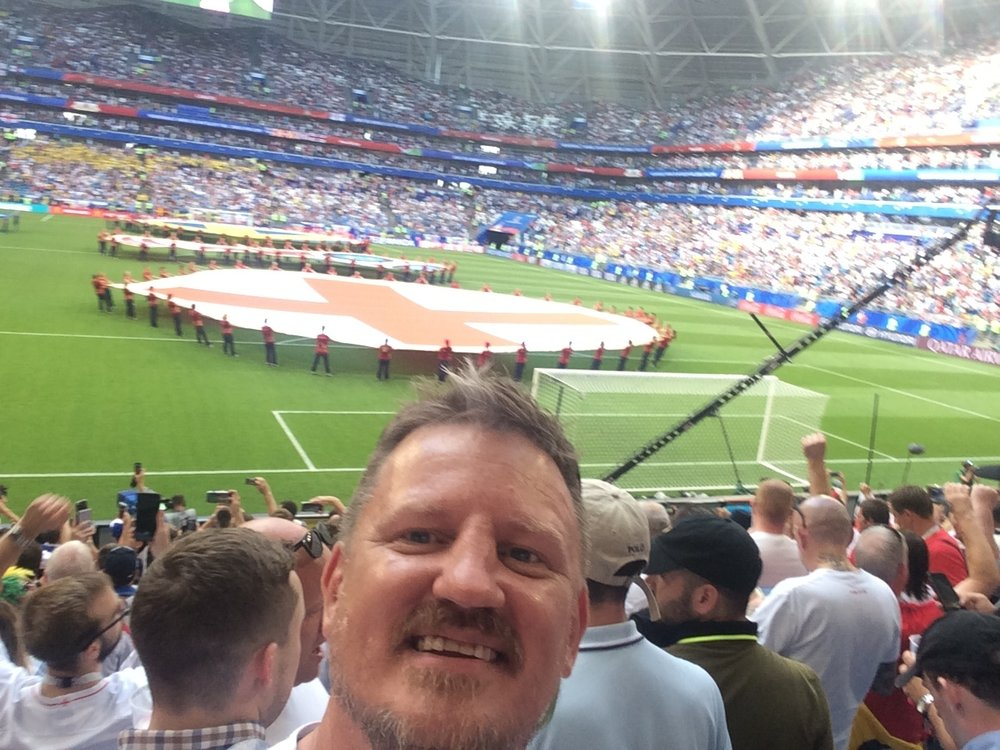 England V Sweden....Delayed Blogging