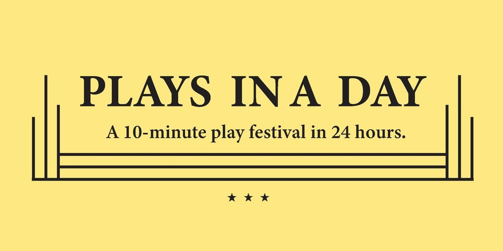 Plays In A Day - Artistic Director: Addison SimSeptember 15, 2018 @ 7:30pmUniversity of Minnesota-Duluth, Kirby RaftersGeneral admission seating | $5A festival of 10-minute plays written, rehearsed, and performed by UMD students in 24 hours! To get involved as a writer, director, technician, or actor, fill out the Google form linked here.