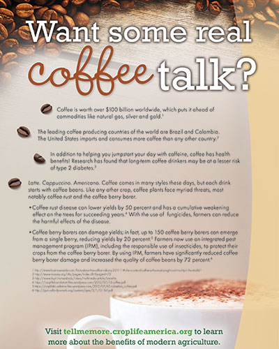 Want Some Real Coffee Talk Image