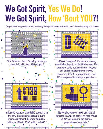 We Got Spirit Yes We Do Image