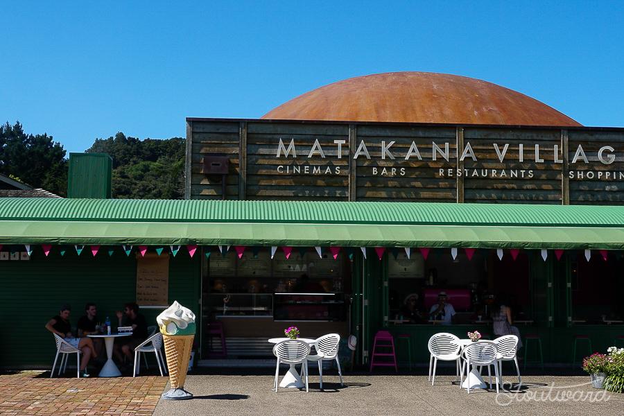 Matakana was all very cute.
