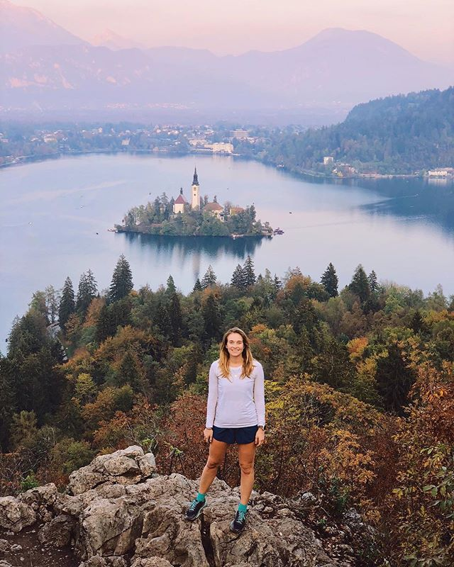 Sometimes Instagram just sucks my productivity and picks away at my self esteem. But other times, it's a pretty cool visual platform that introduces me to incredible places. Like Slovenia. It would have never been on our radar if it weren't for a friend's post (hi 🙋🏼‍♀️ @jessyekl), but it's gorgeous and we're stoked to spend a week here.