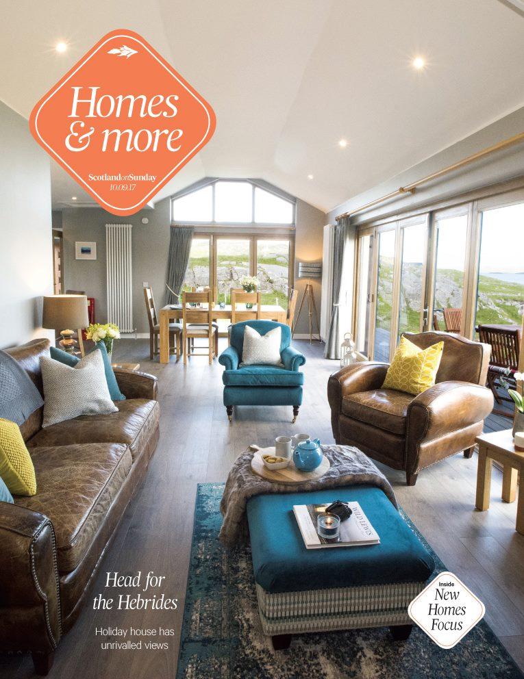 Homes & More - Scotland on Sunday - September 2017