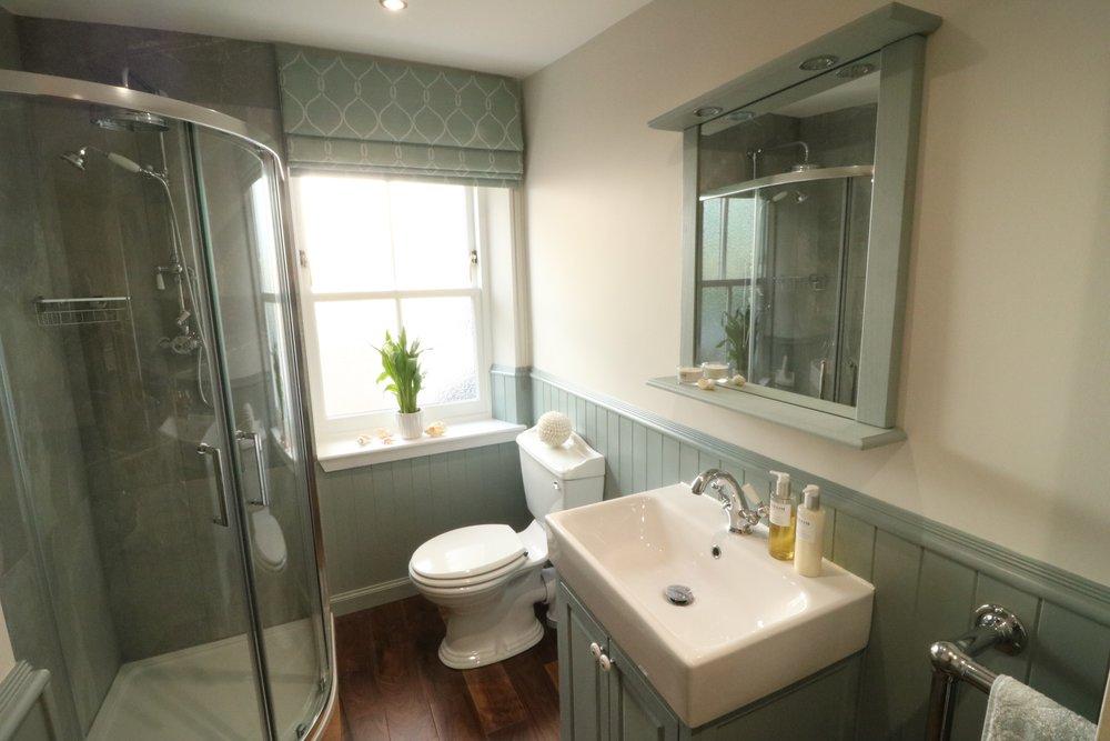 Banchory Bathroom -