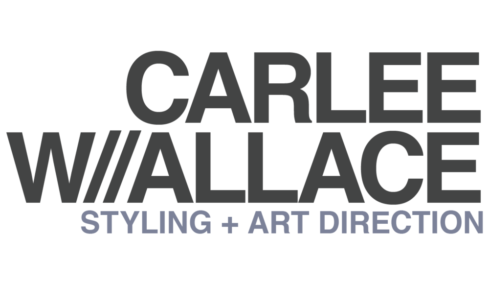 CARLEE WALLACE | Fashion Stylist & Art Director