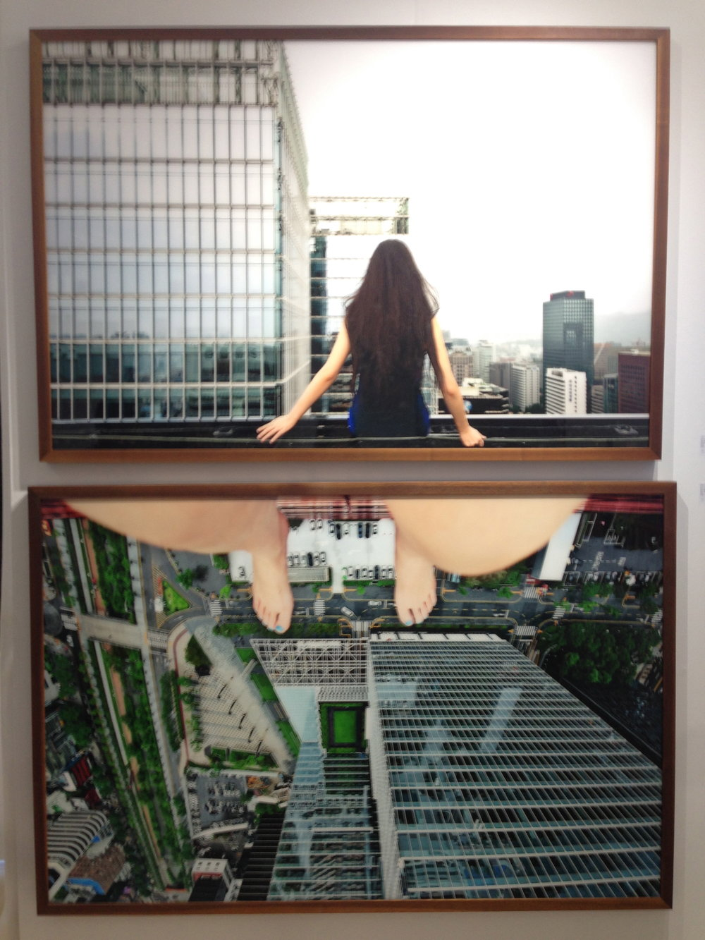 Photography Self-Potrait 2013 by Ahn Jun