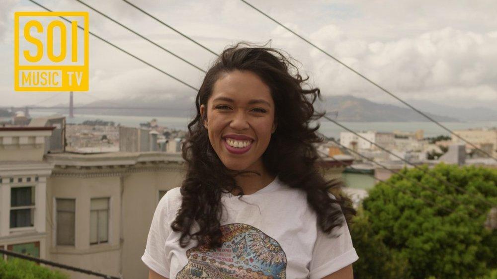 Aisha Fukushima. Courtesy of Soi Music TV