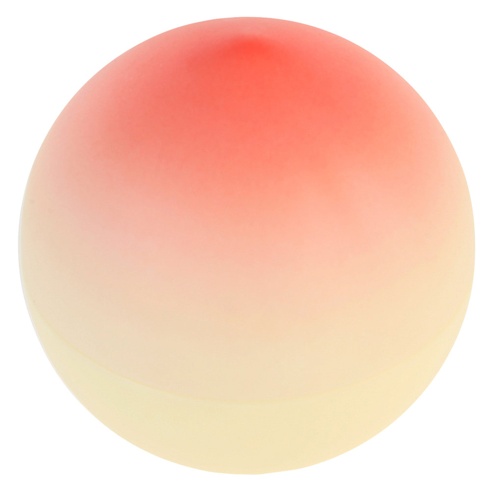 Peach Lip Balm, $10 - Not only does this lip balm look like a real peach— a very mini peach— but it even smells like one too. The lip balm went on smoothly, leaving my lips looking glossy and feeling moisturized. This lip balm is definitely a good choice to protect your lips in the winter months. —Sarah Spitz