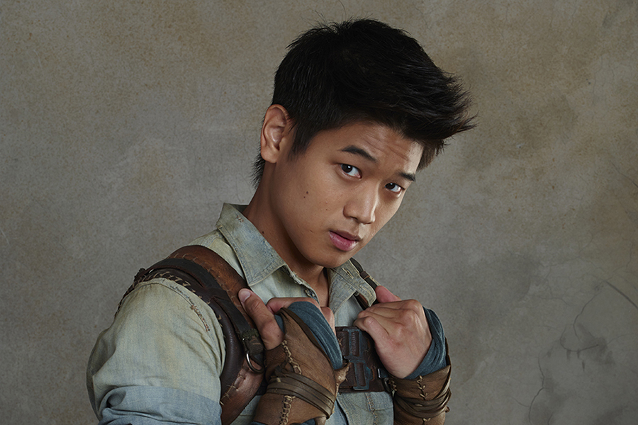 Ki Hong Lee, 28 - For years, Ki Hong Lee starred in many Wong Fu Productions films, but after playing fearless leader Minho in The Maze Runner last year, Lee is starting to get more attention. Beyond landing on People's