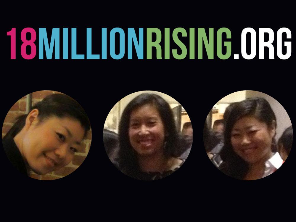 Image credit: 18millionrising.org