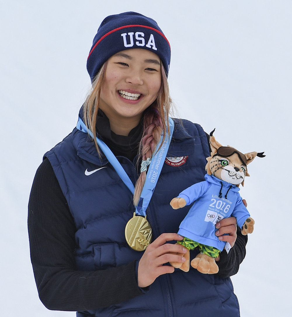 "Chloe Kim, 18 - In February, then-17-year-old Chloe Kim won the gold in halfpipe at the Winter Olympics and became the youngest female snowboarder to nab an Olympic medal. What was she doing shortly before? Tweeting about ""getting hangry"" after not finishing her breakfast sandwich. Fans all over the world soon fell in love with her unparalleled athleticism and humor under pressure.Before she made Olympic history, Kim, at age 13, was the youngest medalist in X Games history after winning silver. Then, at 15, she was the first woman to land back-to-back 1080s in a halfpipe contest, and she is now the only athlete in all of X Games history to earn three gold medals before turning 16.Kim's parents immigrated to Southern California from South Korea in the 1980s and her father would drive her six hours each way every weekend to train. On the Today show, Jong Jin Kim called his daughter his ""American Dream."" — K.P.Image Credit: Pietro Montanarella/IOC Young Reporters"