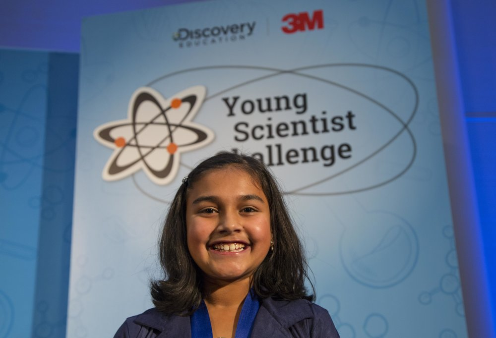 "Gitanjali Rao, 12 - The youngest in Mochi's roundup, middle schooler Gitanjali Rao is a rising star in the science and technology field. After reading one news story after another about the Flint water crisis, Rao, who is Indian American, sought to help communities affected by the lack of safe water. Eventually her dedication and research lead to her invention of an easy-to-use and inexpensive device that detects lead in drinking water, for which she received national attention. After being awarded $25,000 as winner of the Discovery Education EM Young Scientist Challenge, she continues to work to perfect her device with the guidance of scientist-mentors and her own curiosity. ""Science allows me to look at different paths in order to solve real-world problems, which is one of my passions,"" she told NBC News. Rao proves that no matter how young, it is never too early to get down to work and make a difference. — C.Z.Image Credit: Discovery Education/Andy King"